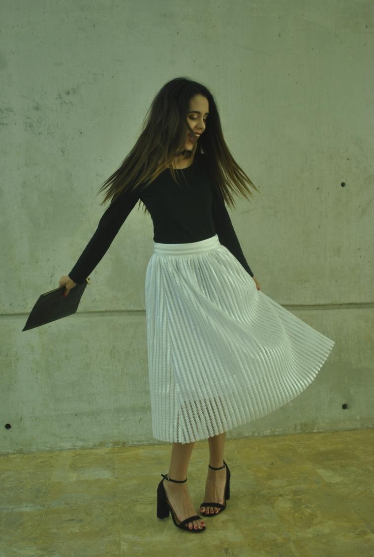v-falda